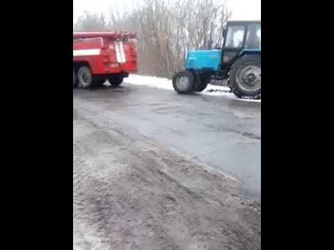 Аварія з маршруткою