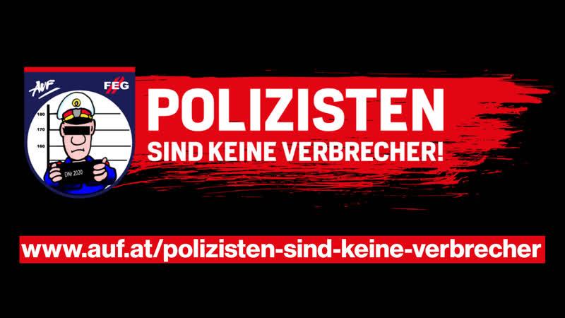FPÖ TV Werner Herbert Polizisten sind keine Verbrecher