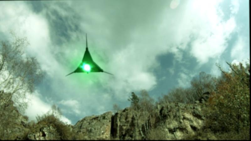 В США ТУРИСТЫ ЗАСНЯЛИ ТРЕУГОЛЬНИК В НЕБЕ UFO / IN THE USA, TOURISTS HAVE TAKEN A TRIANGLE IN THE SKY