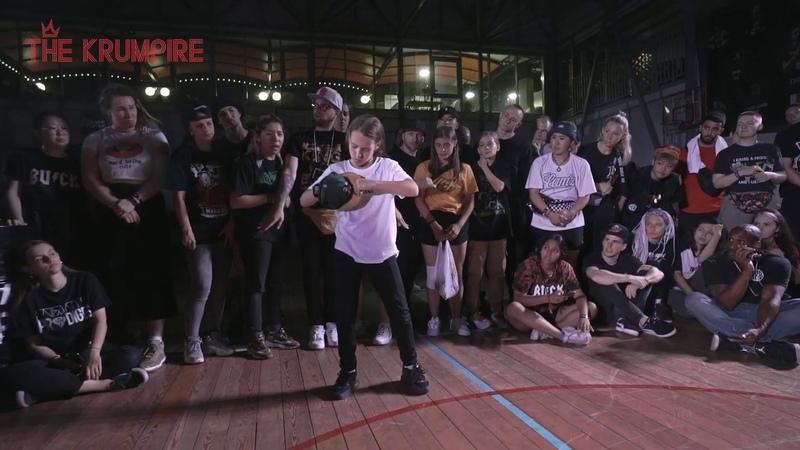 Girl Slam vs Soulja Whiphead | 1/4 TEST YOUR TRIX | THE KRUMPIRE RUSSIA 2019