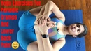 Yoga Exercises For Periodic Cramps And Lower Back Pain!