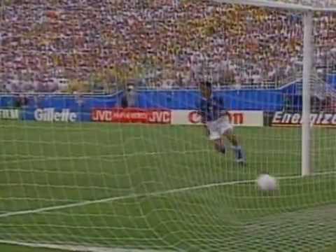 Em 1994, os gols de Brasil 3 x 2 Holanda pelas quartas de final da Copa do Mundo - Fifa World Cup