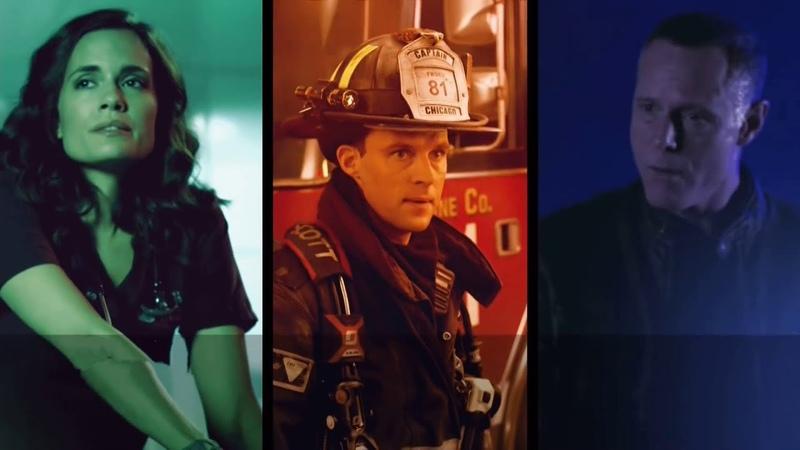 Пожарные Чикаго: 8 сезон 16 серия - Английское Промо