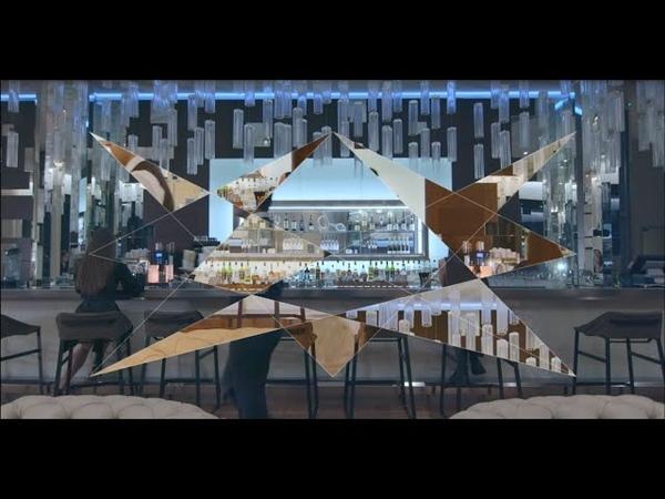 Light Bar в отеле Hilton Saint Petersburg ExpoForum