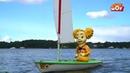 Фиксики на яхте! | Детские песни - Калейдоскоп | Прогулки с фиксиками