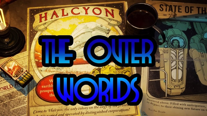 The Outer Worlds игра. The Outer worlds краткий обзор. in Fallout RPG. Игры Citcap. Киткап