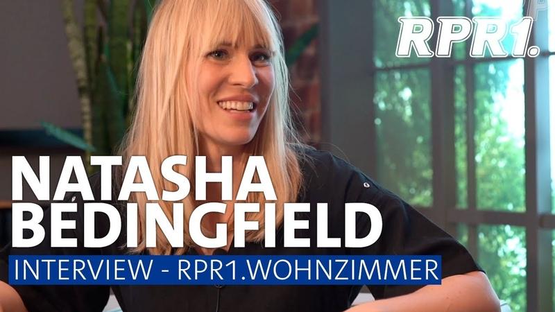 Natasha Bedingfield - Interview | RPR1.Wohnzimmer