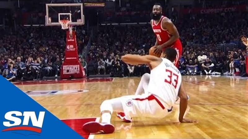 НБА. Лучшие кроссоверы последних 20-ти лет