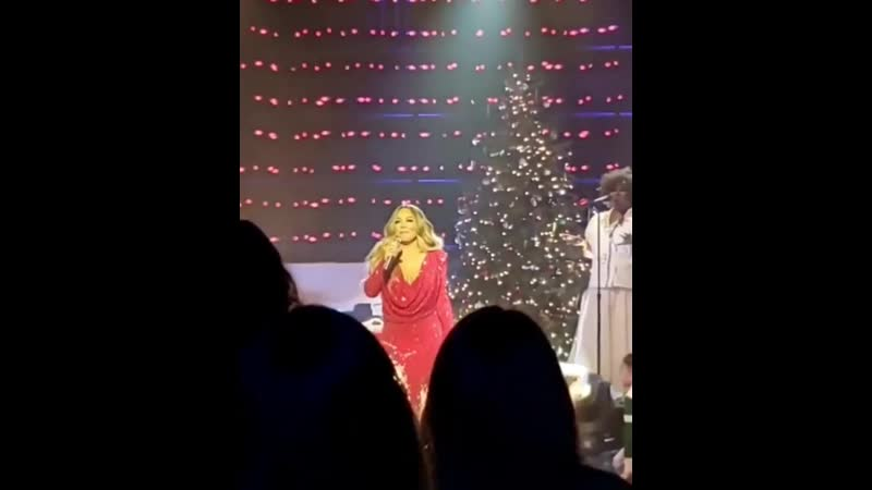 Mariah Carey @ The Late Late Show, James Corden 2019