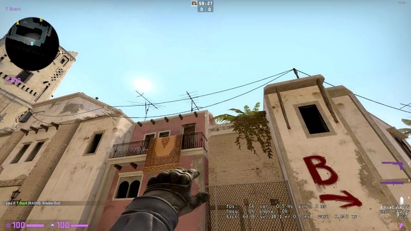 New 64tick Window Smoke Epta