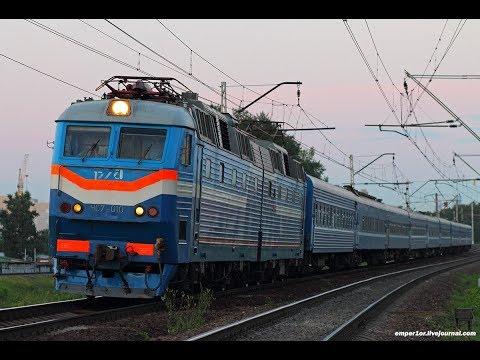 ZDSimulator сценарий пассажирского поезда 86 часть 2
