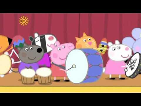 Peppa Pig Series 3 Episode 40 Shake Rattle and Bang