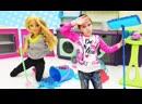 Лучшие Подружки • Куклы Барби. К Барби приехала мама. Видео для девочек.