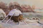 Алёна Рыбина-Егорова - художница из Москвы.