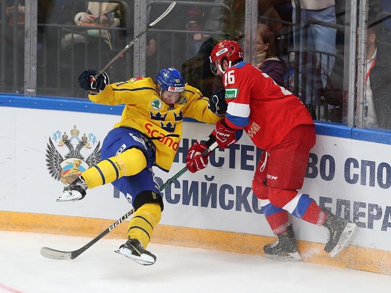 Россия проиграла Швеции в первом матче Кубка Первого канала (Видео)