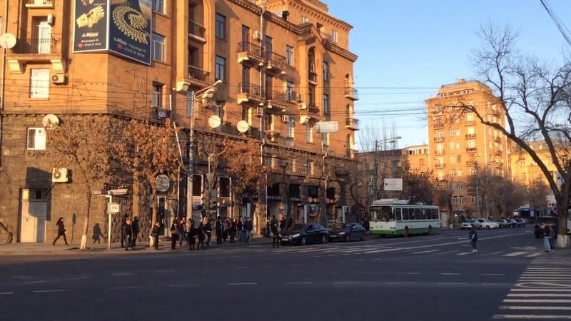 Yerevan, 29, Mo, Video-2, Moskovyan, Baghramyan, Mashtots