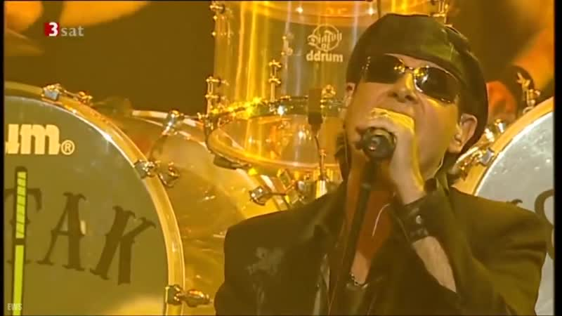 Scorpions - Is There Anybody There (Live at AVO Session Basel 2009)