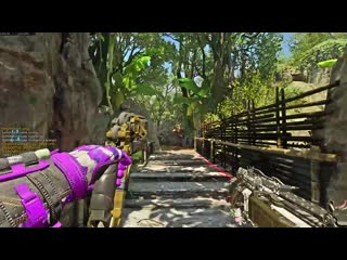 Grapple 360 quad-feed. mp hc search & destroy. black ops 4