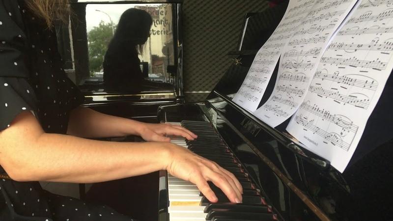 Les fugitifs Cosma HQ PIANO SOLO Thème de Jeanne I know it's a lie Беглецы фортепиано
