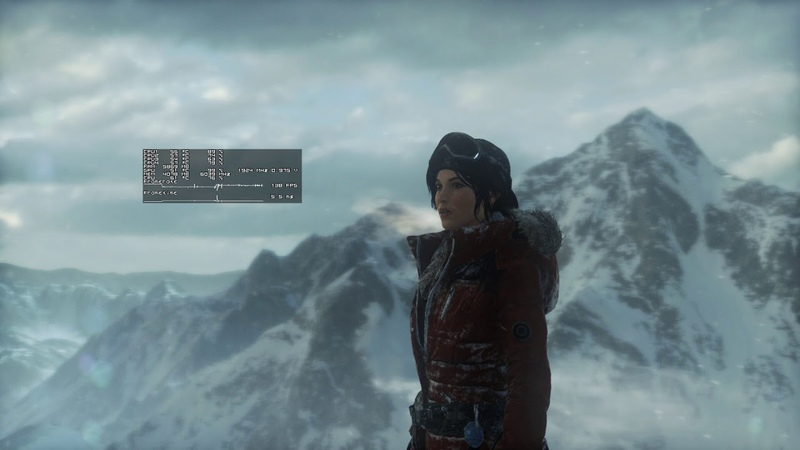 DX12 Rise of the Tomb Raider 8350K 5 17Ghz 1080Ti 1080p 1440p