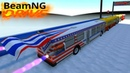 High Speed Jumps/Crashes Compilation 3 - BeamNG Drive Satisfying Bus Crashes