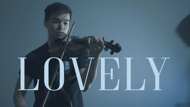 Lovely - Billie Eilish Khalid - Cover (Violin)