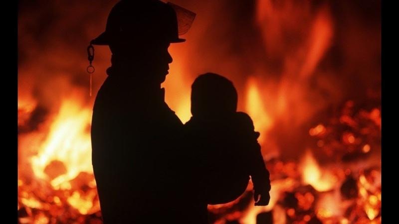 Трагедия в Горловке: трое детей погибли в огне