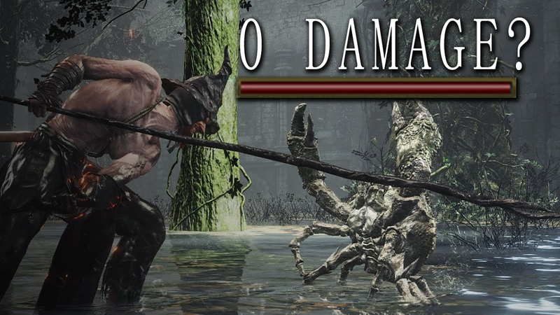 Is it possible to deal ZERO DAMAGE - DS3