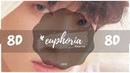 🐰 [8D AUDIO] EUPHORIA (PIANO VER) - JUNGKOOK BTS [USE HEADPHONES 🎧] DJ SWIVEL FOREVER MIX | 방탄소년단