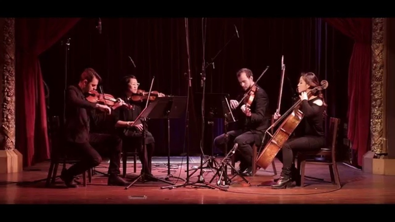 System of a Down arr May Patterson Aerials Passenger String Quartet