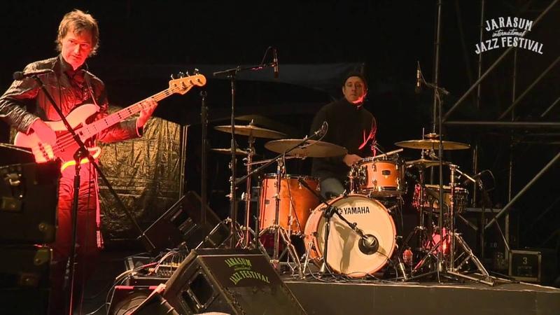 Nik Bärtschs Ronin - Jarasum Jazz Festival 2015