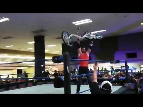 Jack Swagger vs John Morrison Boone the Bounty Hunter
