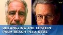Acosta vs Krischer Untangling the Epstein Palm Beach plea deal