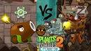 Plants vs Zombies 2 Coconut Cannon vs Zombot Plank Walker PvZ2 Z64