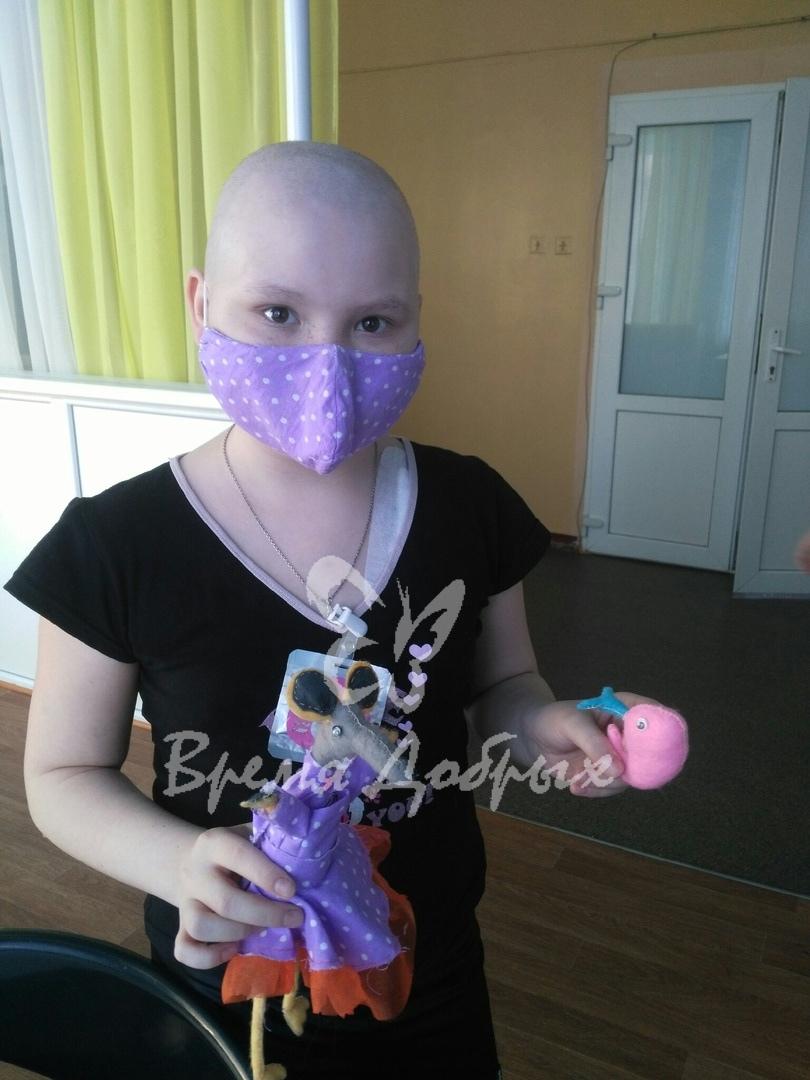 Аня Порохня Билинейный лейкоз