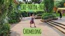 Chi-Na Da-Na - 9 Сафари парк Chimelong. Панды, жирафы и высокое напряжение.