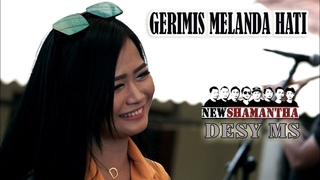 DESY MS GERIMIS MELANDA HATI THE REAL DANGDUT KOPLO WONG CERBON NEW SHAMANTHA