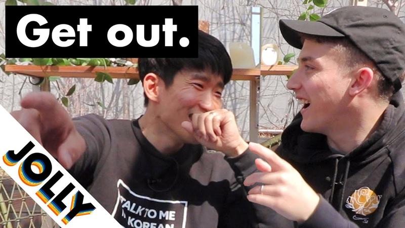 🇰🇷When Ollie Meets the Korean Textbook Author