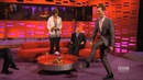 Benedict Cumberbatch Does Beyonce's ''Crazy In Love'' Walk