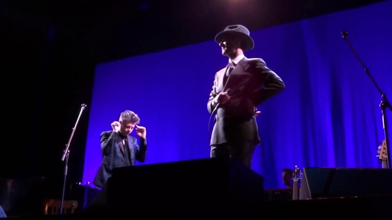 Benjamin Biolay et Melvil Poupaud L'eau à la bouche 20 février 2019