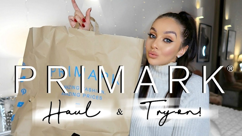 HUGE PRIMARK TRY ON HAUL JANUARY 2020 Sales Activewear Fashion
