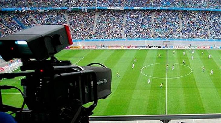 Трансляция футбола
