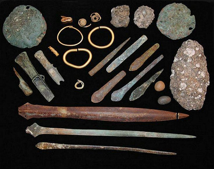 Увинский район в период бронзового века, изображение №2