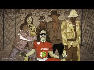 Эволюция хип-хопа / Hip-Hop Evolution (1) The Foundation (документальный музыкальный сериал) 720p