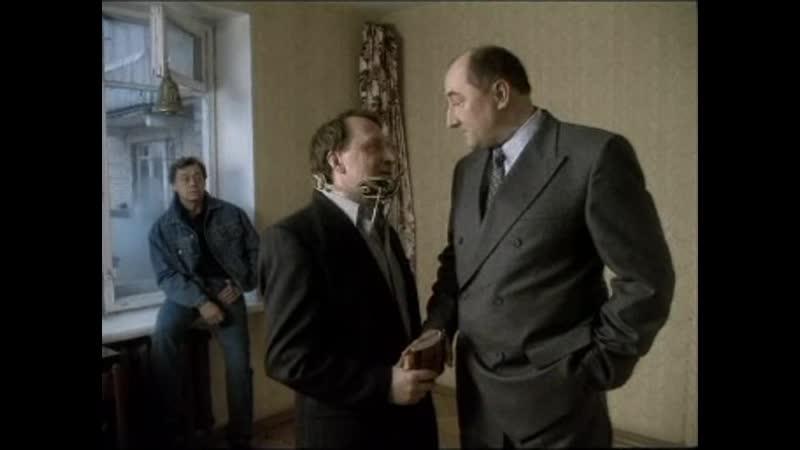 Досье детектива Дубровского серия 18