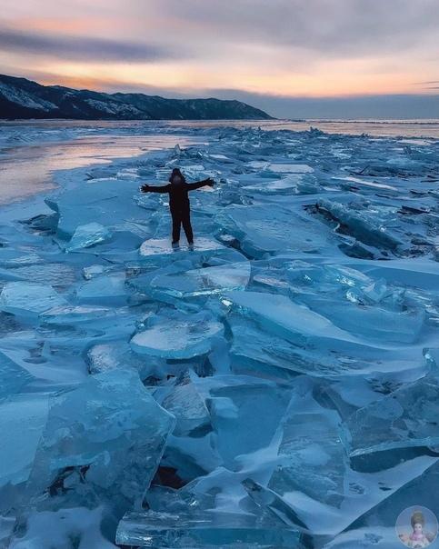 Байкал в фотографиях Alexey Matveev