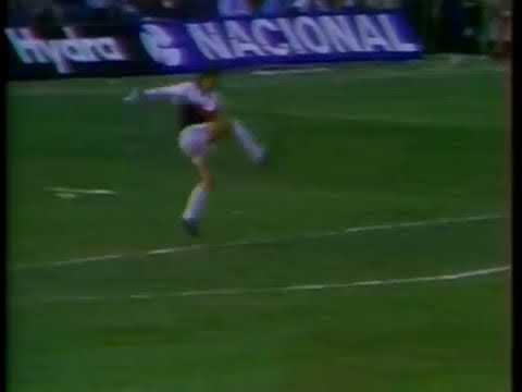 16 06 1985 Paraguay v Brazil