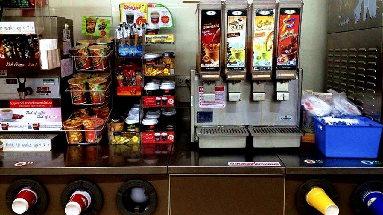 Цены на продукты и еду в Таиланде.  3bzlNAjYEN8