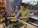 Рождество Жить вкусно с Джейми Оливером Шашлык суп крем из тыквы коктейль Персиковый Беллини