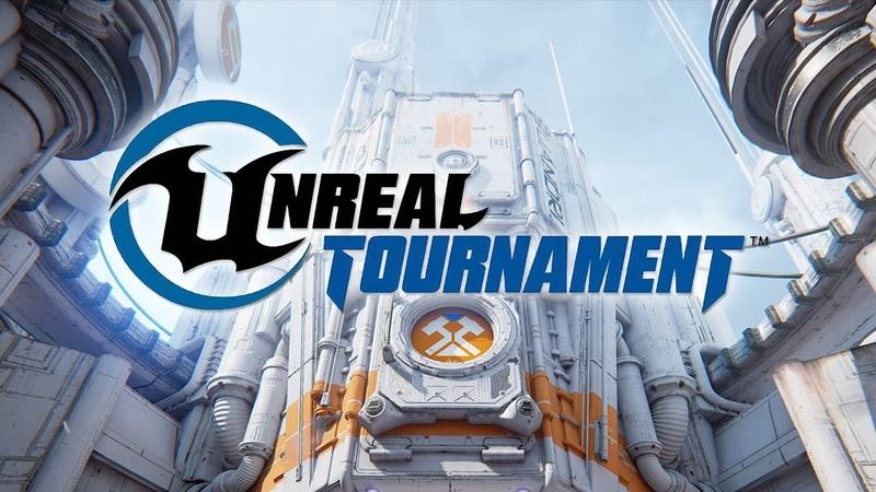 Unreal Tournament 2017 gameplay трейлер игры в HD качестве